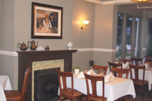 Our dining room